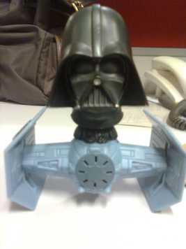 Darth Vader Cabeçudo!